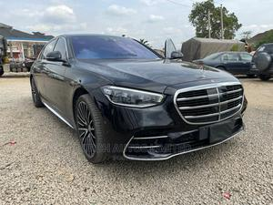 New Mercedes-Benz S Class 2021 Black   Cars for sale in Abuja (FCT) State, Wuse 2