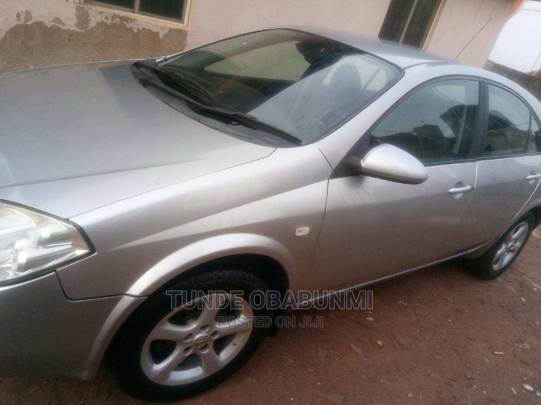 Archive: Nissan Primera 2004 Break Silver