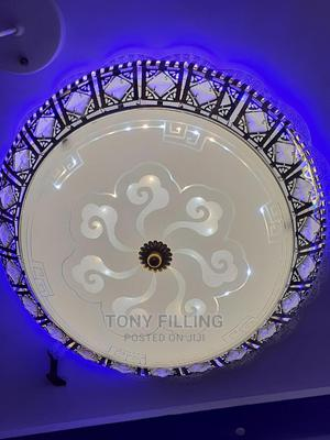 Led Crystal Ceiling Fitting 3colours | Home Accessories for sale in Lagos State, Ojo