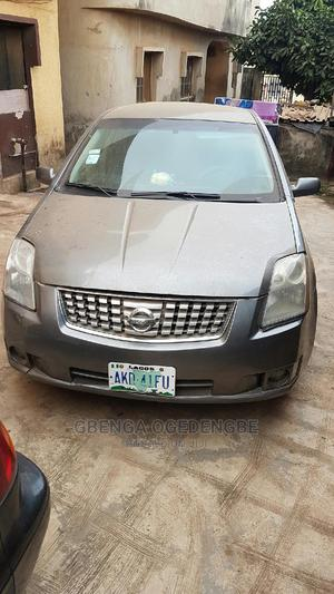 Nissan Sentra 2007 2.0 Silver | Cars for sale in Lagos State, Alimosho