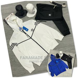 Adidas Hoodies Up and Down | Clothing for sale in Lagos State, Lagos Island (Eko)