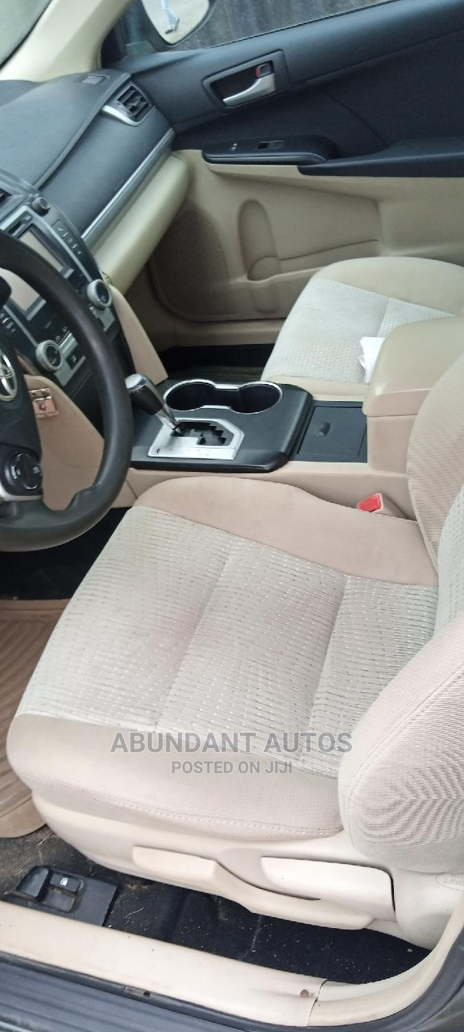 Toyota Camry 2012 Green | Cars for sale in Ikeja, Lagos State, Nigeria