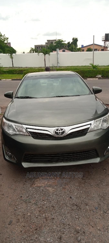 Toyota Camry 2012 Green