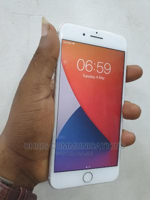 Apple iPhone 7 Plus 32 GB Silver   Mobile Phones for sale in Lagos State, Ikeja
