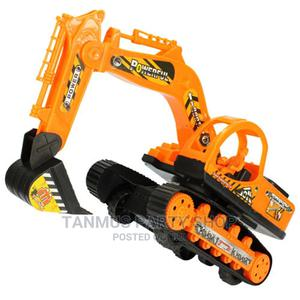 Toy Excavator for Children's Birthday Celebration Party Pack   Toys for sale in Lagos State, Alimosho