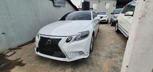 Lexus GS 2010 460 White | Cars for sale in Lagos State, Ikeja
