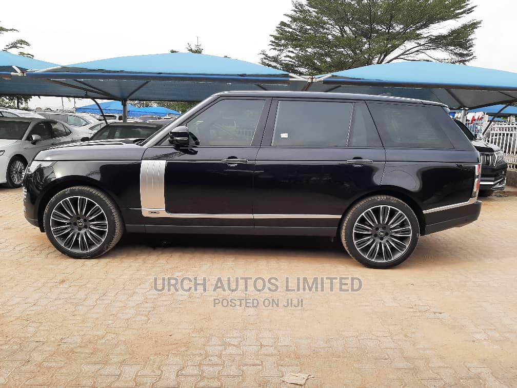 New Land Rover Range Rover Vogue 2019 Black   Cars for sale in Garki 2, Abuja (FCT) State, Nigeria