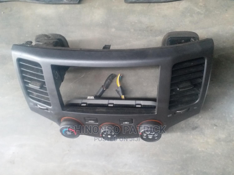 Stereo Casing for Kia Optima 2007 Model