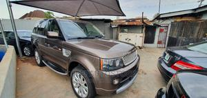 Land Rover Range Rover Sport 2010 HSE 4x4 (5.0L 8cyl 6A) Gold   Cars for sale in Lagos State, Ikeja