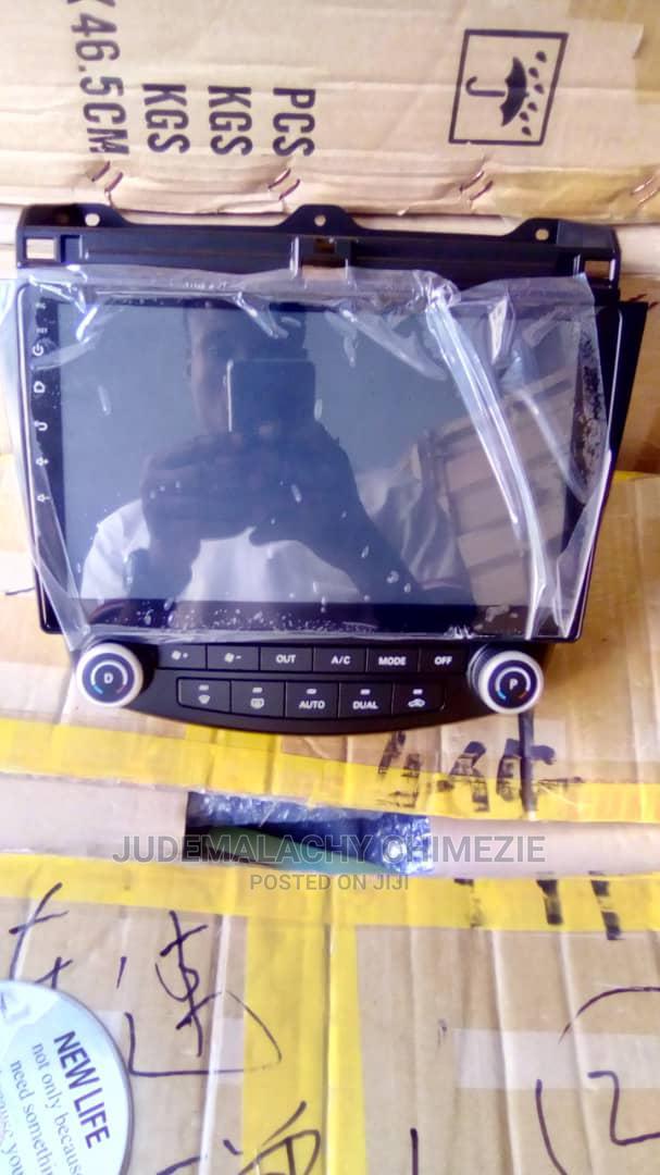 Android Stereo for Hunda Accord 2003