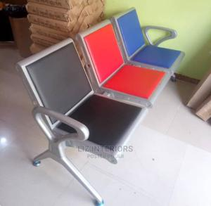 3in1 Metal Airport Seat   Furniture for sale in Lagos State, Ojo