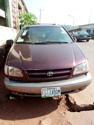 Toyota Sienna 1999 Red | Cars for sale in Enugu State, Enugu