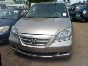 Honda Odyssey 2006 Gold | Cars for sale in Lagos State, Ejigbo