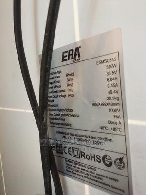 ERA Solar Panels 335w /24v   Solar Energy for sale in Lagos State, Ojo