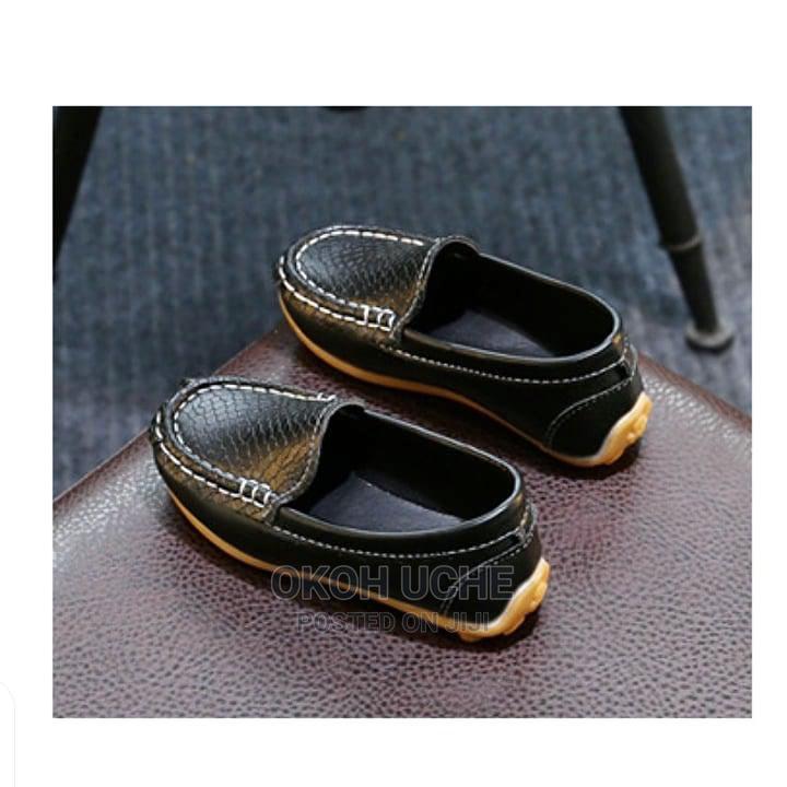 Kid Boys Trendy Loafers