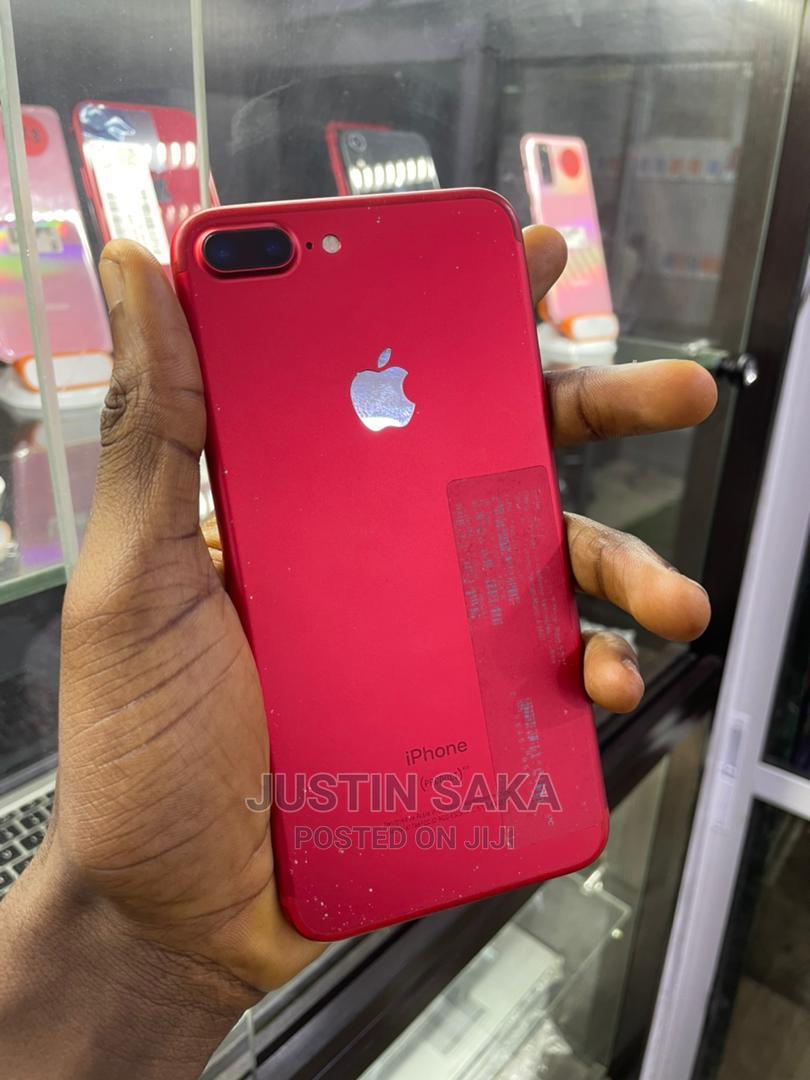Apple iPhone 7 Plus 32 GB Red   Mobile Phones for sale in Ipaja, Lagos State, Nigeria