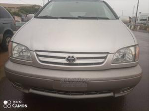 Toyota Sienna 2001 Silver | Cars for sale in Lagos State, Isolo
