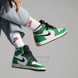 Dior X Air Jordan 1 High | Shoes for sale in Lagos State, Ikotun/Igando