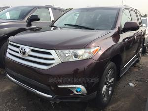 Toyota Highlander 2012 Limited Red | Cars for sale in Lagos State, Apapa