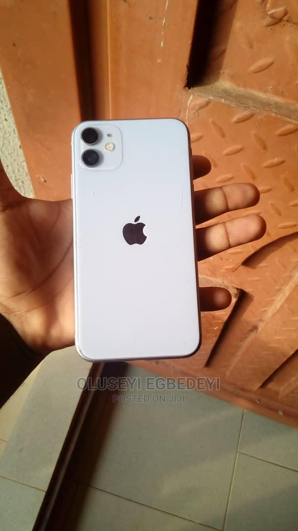 Apple iPhone 11 128 GB White | Mobile Phones for sale in Oshimili South, Delta State, Nigeria