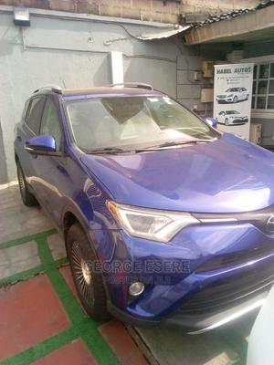 Toyota RAV4 2014 Blue   Cars for sale in Lagos State, Maryland