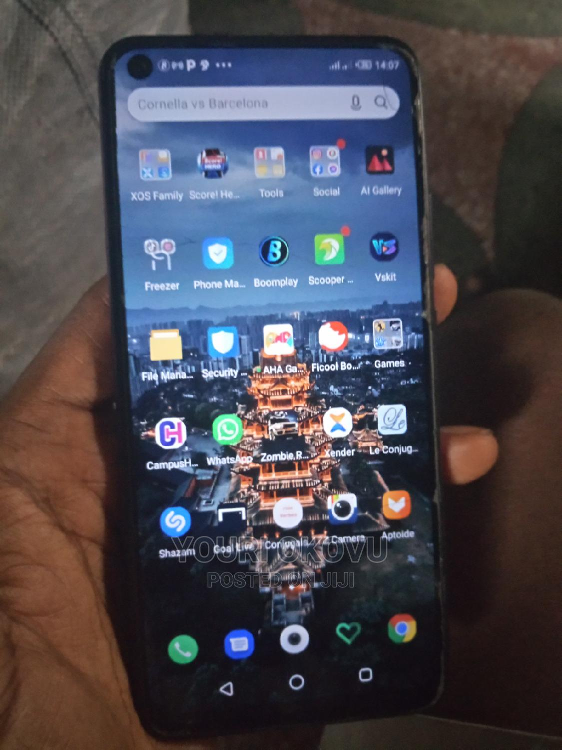 Infinix S5 ( X652) 128 GB Pink | Mobile Phones for sale in Awka, Anambra State, Nigeria