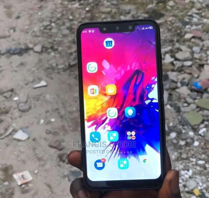 Infinix Hot 7 Pro 64 GB Black | Mobile Phones for sale in Port-Harcourt, Rivers State, Nigeria