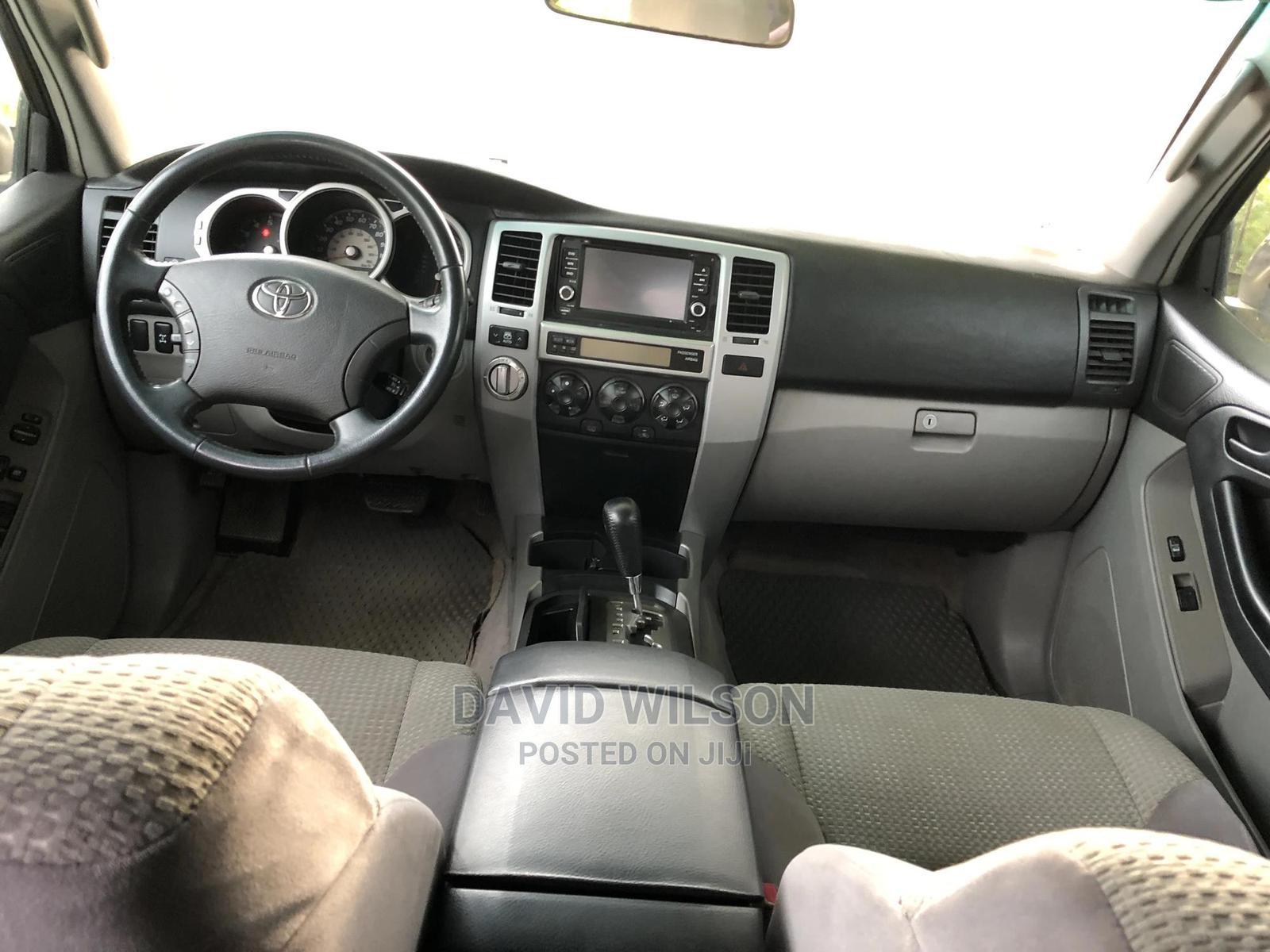 Archive: Toyota 4-Runner 2006 SR5 4x4 V6 Black