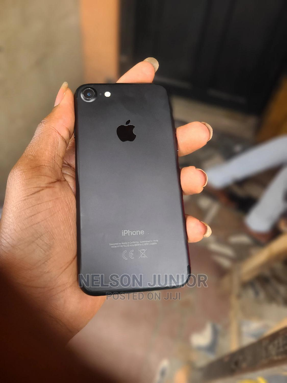 Apple iPhone 7 32 GB Black   Mobile Phones for sale in Ikeja, Lagos State, Nigeria