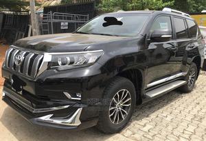 Toyota Land Cruiser Prado 2015 Black   Cars for sale in Lagos State, Ikeja