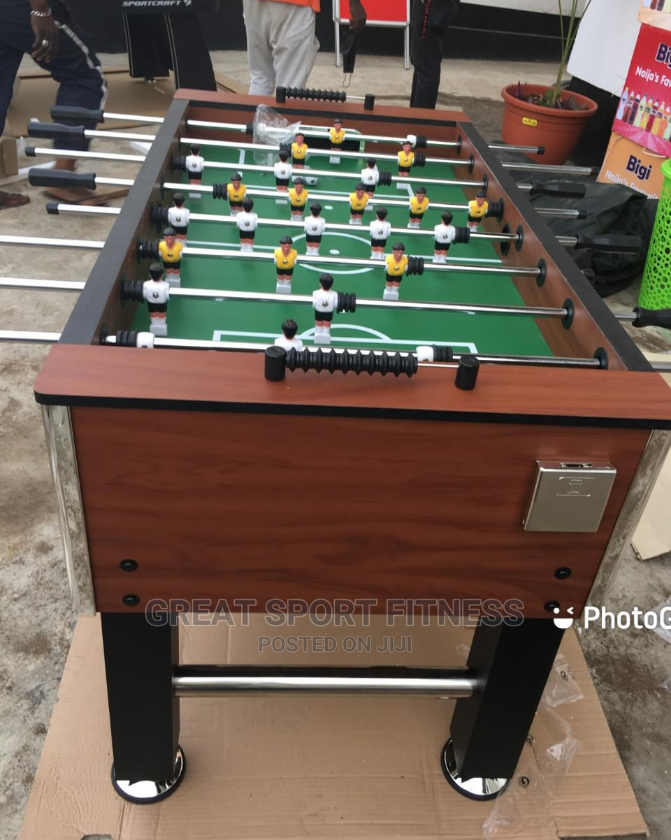 Archive: Quality Soccer Table Soccer Table