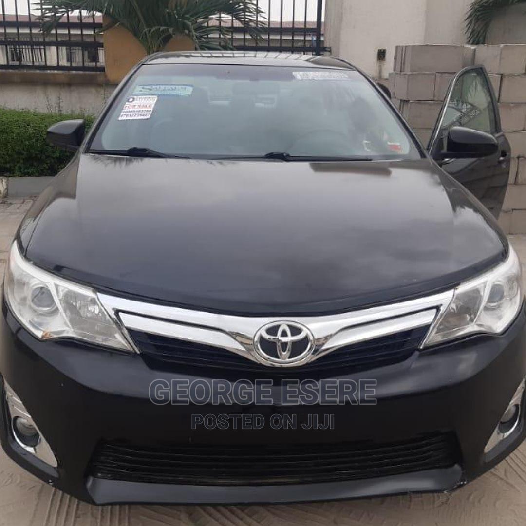Toyota Camry 2013 Black
