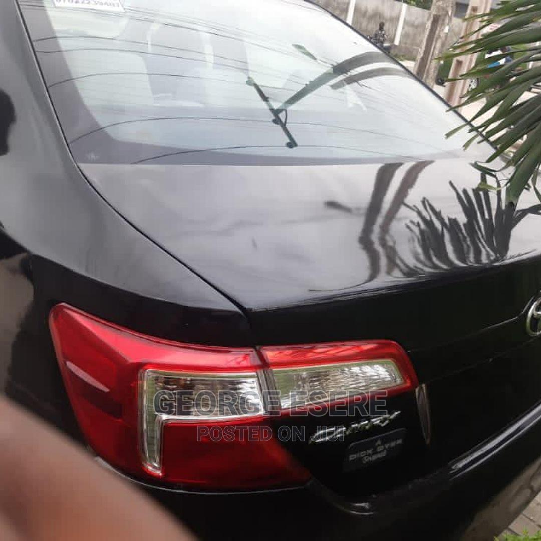 Toyota Camry 2013 Black   Cars for sale in Lekki, Lagos State, Nigeria