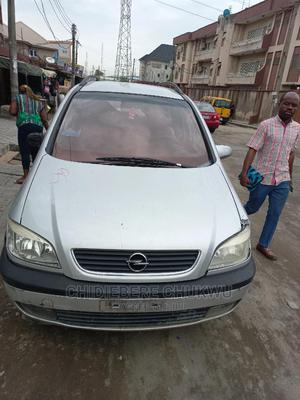 Opel Zafira 2003 Silver   Cars for sale in Lagos State, Isolo