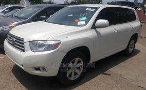 Toyota Highlander 2010 White   Cars for sale in Lagos State, Lagos Island (Eko)