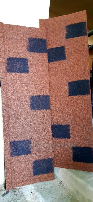 Original Brown Shingle With Black Patch | Building Materials for sale in Kwara State, Offa