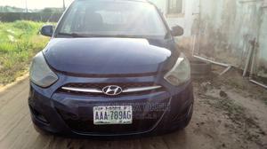 Hyundai I10 2008 Blue | Cars for sale in Delta State, Sapele