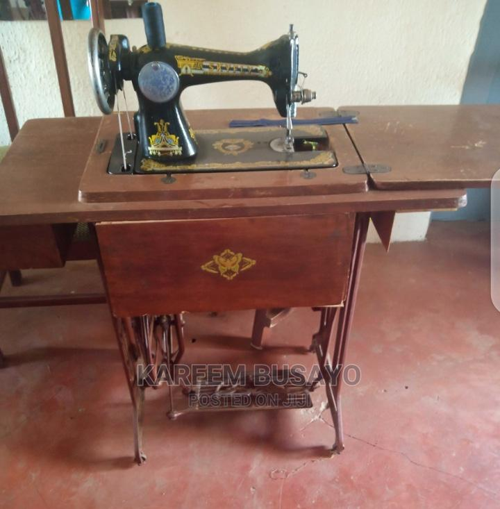 Archive: Manual Sewing Machine