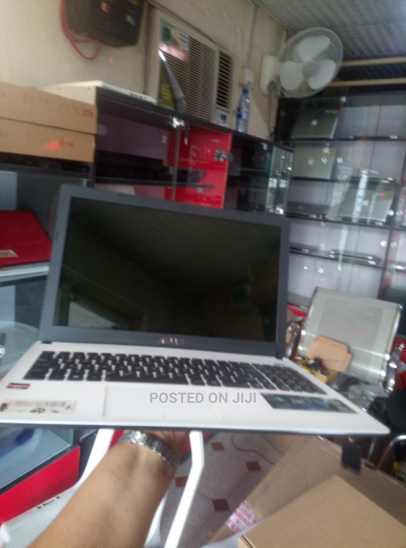 Laptop Asus X501U 2GB AMD HDD 320GB   Laptops & Computers for sale in Ikeja, Lagos State, Nigeria