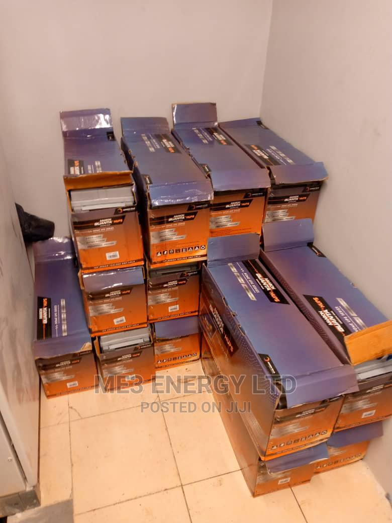 200ah 12V Quanta Amaron Battery   Solar Energy for sale in Victoria Island, Lagos State, Nigeria