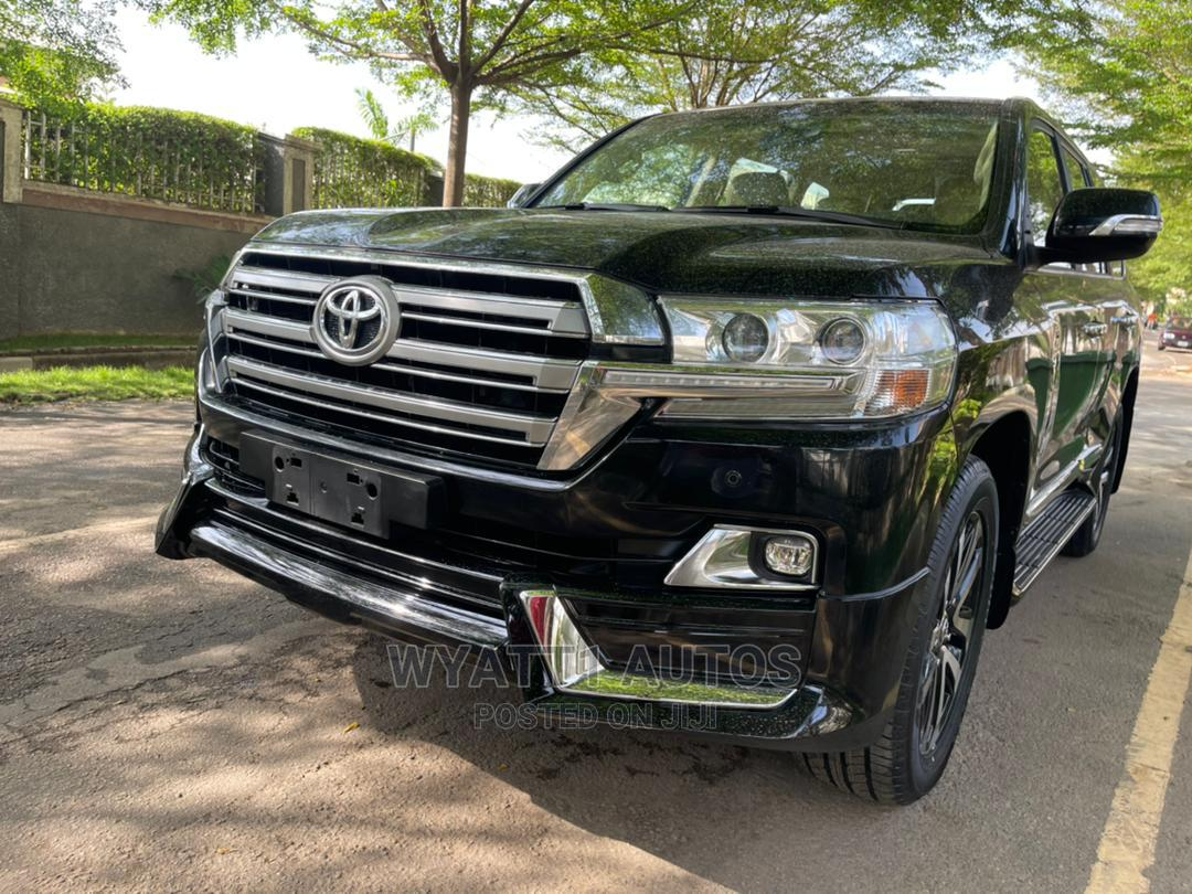 New Toyota Land Cruiser 2020 4.0 V6 GXR Black
