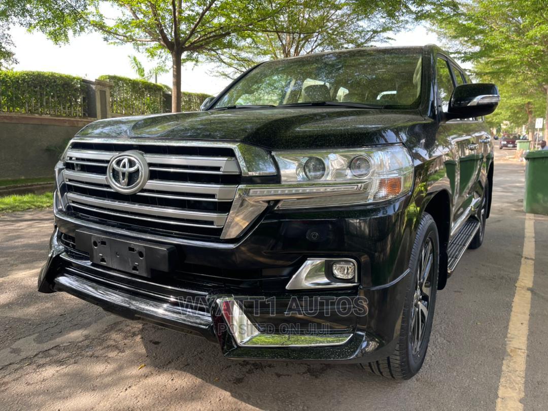 New Toyota Land Cruiser 2020 4.0 V6 GXR Black | Cars for sale in Maitama, Abuja (FCT) State, Nigeria