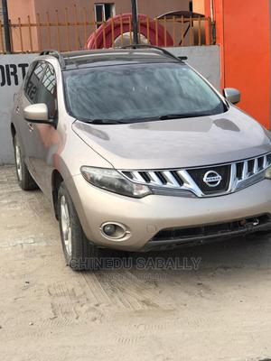 Nissan Murano 2009 SL 4WD Gold | Cars for sale in Lagos State, Lekki