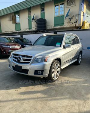 Mercedes-Benz GLK-Class 2010 350 Silver | Cars for sale in Lagos State, Ikeja