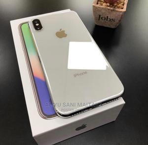 New Apple iPhone X 256 GB White   Mobile Phones for sale in Kaduna State, Kaduna / Kaduna State