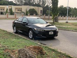 Honda Accord 2019 Black | Cars for sale in Abuja (FCT) State, Wuse 2