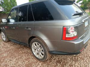 Land Rover Range Rover Sport 2010 HSE 4x4 (5.0L 8cyl 6A) Gray | Cars for sale in Abuja (FCT) State, Central Business Dis