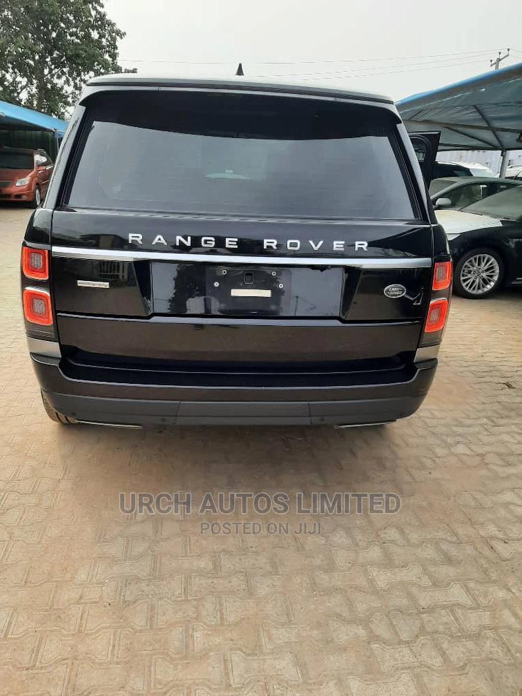 New Land Rover Range Rover Vogue 2019 Black