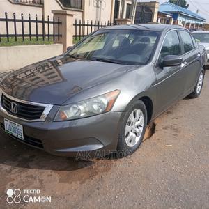 Honda Accord 2007 2.0 Comfort Gray   Cars for sale in Lagos State, Ikeja