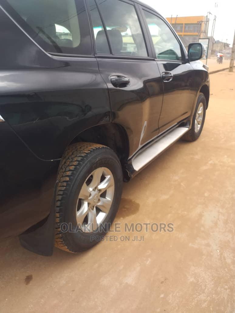 Toyota Land Cruiser Prado 2011 Black   Cars for sale in Ikeja, Lagos State, Nigeria